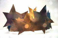 Corona d'estrelles (plantilla per imprimir)