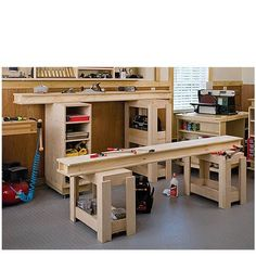 Wood Magazine - Woodworking Project Paper Plan to Build Lumber Storage Rack Woodworking Shows, Woodworking Workbench, Woodworking Workshop, Woodworking Projects Plans, Woodworking Classes, Woodworking Magazine, Industrial Workbench, Woodworking Basics, Welding Projects