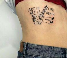 Pretty Tattoos, Cute Tattoos, Small Tattoos, Beautiful Tattoos, Body Art Tattoos, Aesthetic Tattoo, Cool Tats, Get A Tattoo, Piercing Tattoo