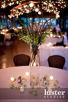 centerpiece idea, simple and earthy