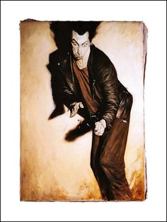 The Dark Tower The Drawing of the Three. Dark Tower Art, The Dark Tower Series, National Portrait Gallery, Amazing Art, Comic Art, The Darkest, Art Pieces, Drawings, King