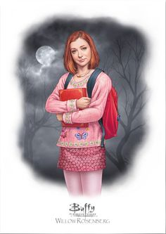 Stewart McKenny :: Buffy: Willow Rosenberg