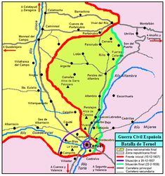 December 23 Franco knows his planned Guadalajara offensive is futile, as Teruel needs all of the manpower in the area, despite anger from the German and Italian allies who want to take Madrid and e…
