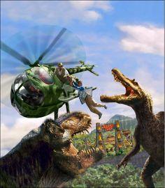 Blue Jurassic World, Dinosaur Park, Prehistoric Creatures, Nerd, Statue, Dinosaurs, Animals, Packaging, Ideas
