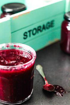 Marmelade medsolbær, ribs og jordbær | Louiogbearnaisen