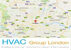 Air Conditioning Installation, Repair and Maintenance Services provided to HVAC commercial and residential sector clients throughout the London. #HVAC #AirConditioning #HVACLondon