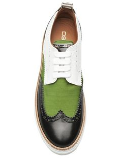DSQUARED2 - Deck shoe 3. I've got just the young man with the right 'tude to wear these!
