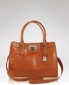 vintage burnt orange    Cole Haan Handbag Vintage Valise in Red (burnt orange) - Lyst