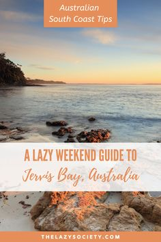 Planning a trip down under? Add the stunning Australian South Coast to your bucket list, especially a visit to Jervis Bay. You'll be spoilt for choice with a range of unique and idyllic beaches to choose from. Check our lazy weekend guide for more information for beach reviews and simple tips. #australia #beach #beachreview #jervisbay #sydneyweekend #southcoast Jervis Bay Australia, Coast Australia, Australia Beach, Australia Travel, Summer Travel, Travel With Kids, Travel Guides, Travel Tips, The Beautiful South