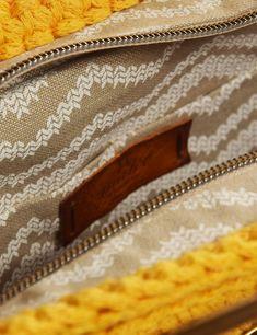 Matoohandmade City yellow Zip Around Wallet, Crochet Bags, Yellow, City, Fashion, Crochet Purses, Moda, Fashion Styles, Crochet Clutch Bags