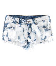 H&M denim short pants 1,990