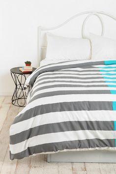 Assembly Home Dual Stripe Duvet Cover