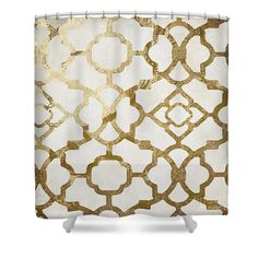 Curtains For Sale Moroccan Shower White Gold Metallic