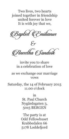 indian wedding invitations wordings reception invitation wedding ...