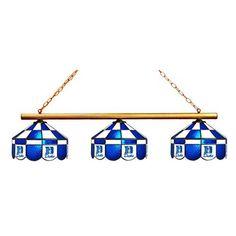 Duke Blue Devils Executive 3 Lamp Chandelier
