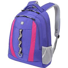 SwissGear Travel Gear SA6906 Laptop Backpack Violet Pink >>> Click on the image for additional details. (Note:Amazon affiliate link)