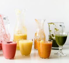 Overdid it on the long weekend? Detox with deliciousness.