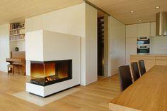 open plan - House in Alberschwende by k m architektur