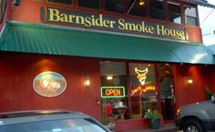 Barnsider Smoke House is a one of a kind tasty BBQ restaurant in Lake George! Indulge in deliciolus homemade BBQ sauce and meats seasons and cooked to the utmost of perfection. Lake George Camping, Lake George Ny, Lake George Restaurants, Acadia National Park Camping, Smokehouse, Camping Activities, Great Lakes, Homemade Bbq, Beautiful Places