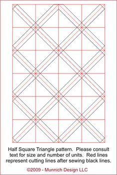 Triangle Graph Paper  Google Search  Quilts And Quilting