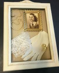 family history picture box frame - Google Search