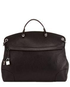 Furla 'Piper' Leather Satchel