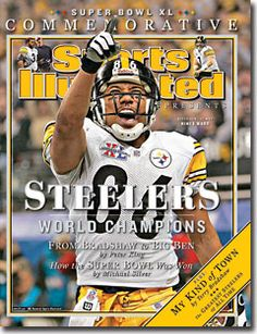 Hines Ward, Pittsburgh Steelers