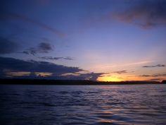 Puerto Nariño en el Amazonas colombiano..turismo de calidad