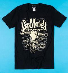 gas monkey tee