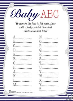 Baby shower games that dont suck pinterest baby shower games throwing a baby shower do you know what theme you are going for what games will your guest play our free printables will give you plenty of inspiration solutioingenieria Gallery