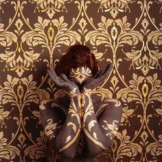 Camouflagekunst van Cecilia Paredes | Paradijsvogels Magazine