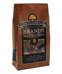 Look at this #zulilyfind! Brandy-Soaked Wood Chips #zulilyfinds