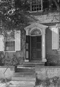 Corbit-Sharp House in New Castle County, Delaware.