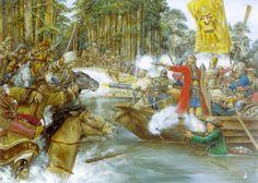 Cossacks vs. Siberian Tatars