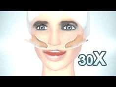 ▶ Natural facelift for a slim and sleek face - Cheekbone exercise - Face tec media - YouTube
