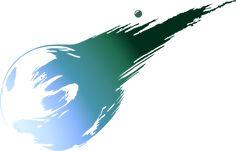 Larger version of the Final Fantasy 7 logo for Detail ---- Final Fantasy VII logo by on deviantART Final Fantasy Tattoo, Final Fantasy Vii, Final Fantasy Artwork, Life Tattoos, Tatoos, 7 Tattoo, Zelda Tattoo, Tetsuya Nomura, 7 Logo