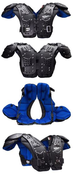 Protective Gear 21224 Tp77 Rawlings Titan Shoulder Pads Adult All