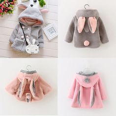 Cool Clothes For Kids Bunny Bunny Bunny!!! Cute Warm Coat... Check more at http://24shopping.tk/fashion-clothes/clothes-for-kids-bunny-bunny-bunny-cute-warm-coat/