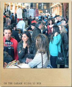 07/04/2013 Barcelona Mercadillo de seguna mano Second Hand Market www.twomarket.es