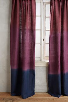 sugar plum curtains except with white walls http://rstyle.me/n ...