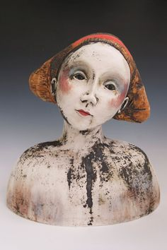 contemporary, ceramic, figure, Bath