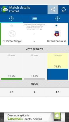 Forza Steaua!!! In seara aceasta mai adunam 3 puncte pt. Liga 1!!! Mai, Football, Sport, Soccer, Futbol, Deporte, American Football, Sports, Soccer Ball