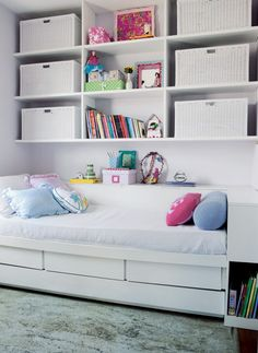Best Home Decoration Magazine Room, Small Room Design, Storage Kids Room, Home Decor, Room Inspiration, Bedroom Decor, Room Furniture, Bedroom Layouts, Box Room Bedroom Ideas