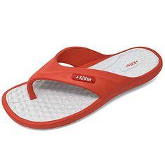 8e8e0c1be Kilter Adult s Pulsar EVA Moulded Flip Flop   Shoes    Bags. UK AMAZON  OFFERS