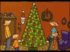 Digitaal prentenboek: Boone Yves - Jules - De kerstboom van jules.mov