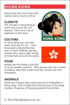 Japan Fact Card for your Girl Scout World Thinking Day or International celebration. Free printable available at MakingFriends.com. Fits perfectly in the World Thinking Passport, also available at MakingFriends.com