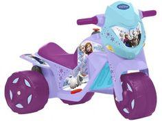 Moto Elétrica Infantil Ban Moto Frozen 2 Marchas - Bandeirante com as melhores condições você encontra no Magazine 233435antonio. Confira!