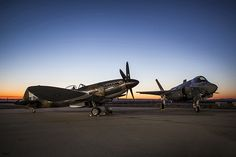 Lightning And Spitfire   Flickr - Photo Sharing!