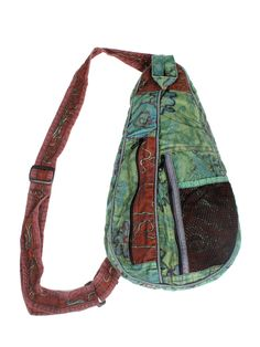 "Crossbody Bag by Blue Sky Design Company, Inc. You can take this perfectly fitting crossbody bag anywhere. 16"" x 5"". #wearbluesky #Boho #backpack"