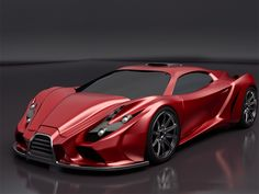 Radical Exona Supercar Concept www.dealerdonts.com